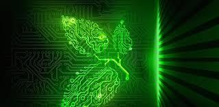 Inside Plants create electric circuits inside plants