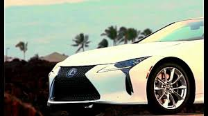 white lexus 2018 2018 white lexus lc500 wonderful sedan youtube