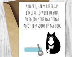 40th birthday cards cat printable 40 birthday