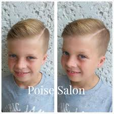 hard part boys haircut poise salon men u0027s hair pinterest