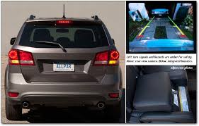 dodge journey tail light 2011 and 2014 dodge journey crew car reviews