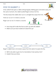 5th grade math word problem worksheets 4th grade division