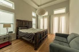 Bedrooms With Wood Floors by Wire Brushed Natural Hickory Ability Wood Flooring