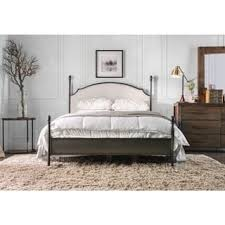 metal beds for less overstock com