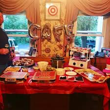 themed party this 3 year asked for an epic target themed birthday party