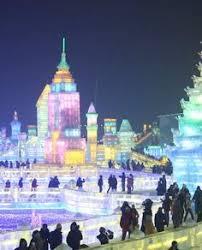 harbin snow and ice festival 2017 world u0027s wildest snow and ice houses harbin castles and snow