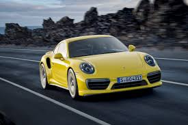 The Ultimate 911 Models The New Porsche 911 Turbo And 911 Turbo S