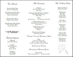 program for wedding template catholic wedding program template free awesome sle wedding