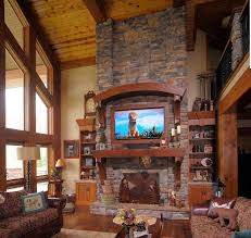 brilliant 50 rustic fireplace design inspiration of best 25
