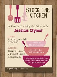 kitchen tea invitation ideas kitchen invitation cards sles inspirational kitchen