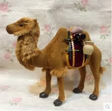 handmade china artificial decorative camel ornaments