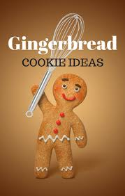 Grant s Gingerbread Man Cookies Recipe & Decorating Ideas