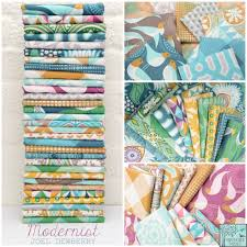 joel dewberry modernist fabric collection
