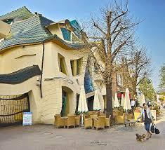 Crooked House Unusual Crooked House At Sopot Poland Akademi Fantasia Travel