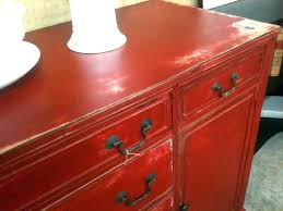 red buffet sideboard white distressed sideboard painted buffets