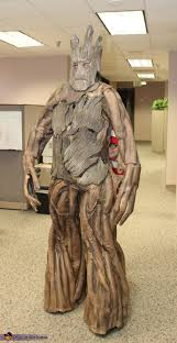 groot costume of the galaxy groot costume