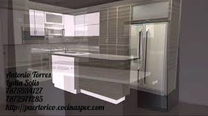 Delaware Kitchen Cabinets Gabinetes De Cocina En Pvc Puerto Rico Pvc Kitchen Cabinets Youtube