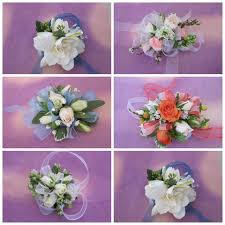 Prom Wristlets Sweet Blossoms Hawaii