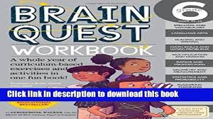 ebook brain quest workbook grade 6 free online video dailymotion
