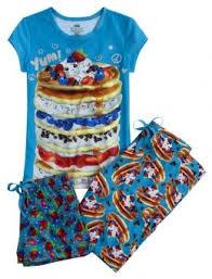 pancakes pajama set pajamas pjs bras shop