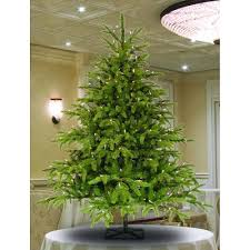barcana 4 5 foot alaskan deluxe fir tree with 250 clear