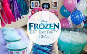frozen themed party entertainment frozen party punch a night owl blog