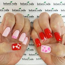 perfect nail arts for valentine u0027s day youne