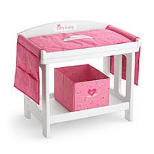 Dolls Changing Table American Dolls Changing Table Set Dont Much Furniture