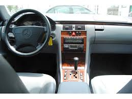 1999 black mercedes mercedes e class 1999 black sedan e320 gasoline 6 cylinders