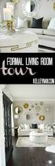 formal living room tour