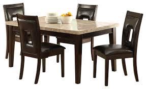 espresso dining room set 5 dining room set home design ideas adidascc sonic us