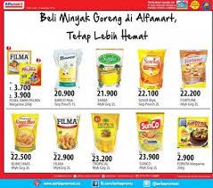Minyak Goreng Di Alfamart Hari Ini promo harga minyak goreng hemat di alfamart hingga 15 november 2015