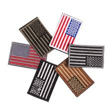 Ir American Flag Patch Buy American Flag Patch And Get Free Shipping On Aliexpress Com