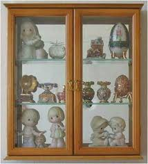 wall mounted curio cabinet amazon com small wall mounted curio cabinet wall display case stand