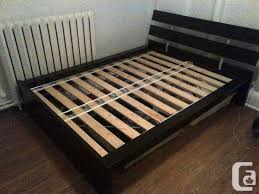 Queen Size Bed Ikea Bed Ikea Hopen Bed Frame Home Design Ideas