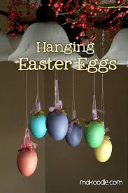 Hanging Easter Decorations Ideas by 306 Best Easter Images On Pinterest Easter Ideas Easter