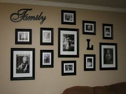 Best Home Decor Images On Pinterest Wall Ideas Family - Wall decor ideas for family room