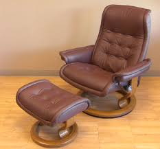 Leather Club Chairs For Sale Furniture Brown Leather Chair And Ottoman For Cool Home Furniture