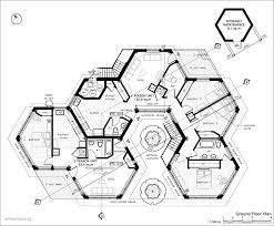 extraordinary design ideas 15 hexagon shaped house plans plan