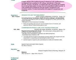 example of nursing resume sample of nursing resume iv nurse