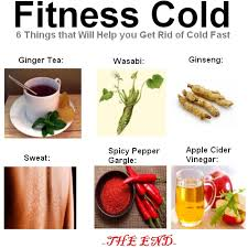 things to get rid of get rid of cold faster houssemg