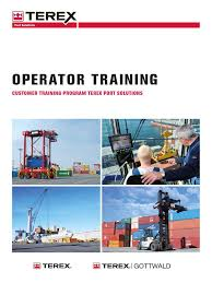 kalmar operator training crane machine forklift