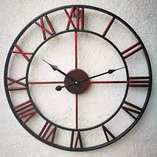 stupendous garden wall clock 144 garden wall clocks large outdoor