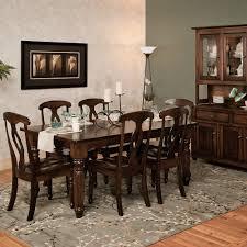 amish dining room tables price list biz