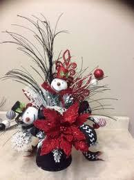 arreglos navideños centrepieces