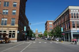 Historic East Village Des Moines Iowa