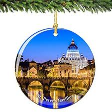 vatican st peters ornament 2 75 inch