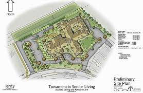 Assisted Living Facility Floor Plans Waivers Approved For Planned Towamencin Senior Living Facility