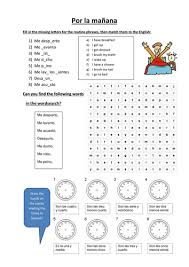 spanish tv la television by cllenihan teaching resources tes