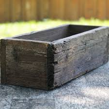 shop wooden planter boxes on wanelo